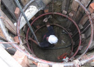 Sewer Drain repairs